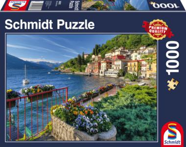 Zicht op Het Comomeer - Puzzel (1000)