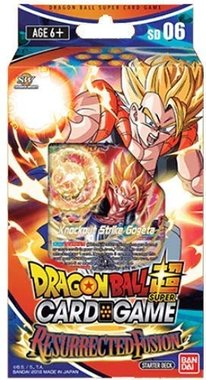Dragon Ball SCG: Resurrected Fusion - Starter Deck