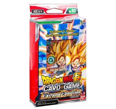 Dragon Ball SCG: The Extreme Evolution - Starter Deck