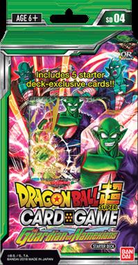 Dragon Ball SCG: The Guardians of Namekians - Starter Deck