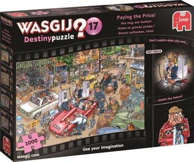 Wasgij Destiny Puzzel (#17): Het mag wat kosten! (1000)