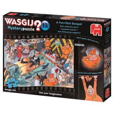 Wasgij Mystery Puzzel (#13): Geen ontkomen aan?! (1000)