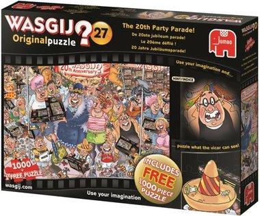 Wasgij Original Puzzel (#27): De 20ste jubileum parade! (2x1000)