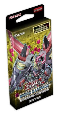 Yu-Gi-Oh! Rising Rampage (Special Edition)