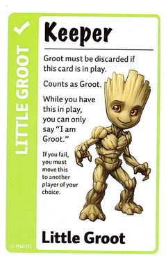 Promo Fluxx: Little Groot