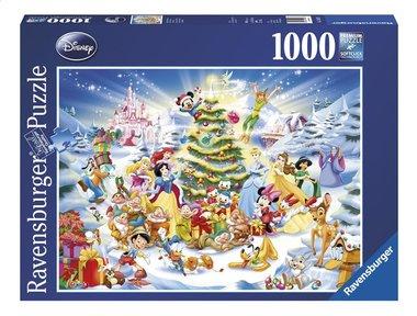 Kerstmis met Disney - Puzzel (1000)
