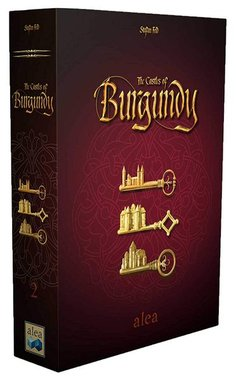 [PREORDER] The Castles of Burgundy (2019 Edition with Expansions)