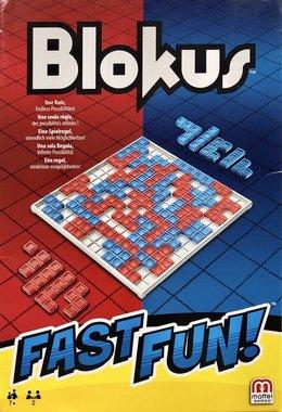 Blokus Fast Fun!