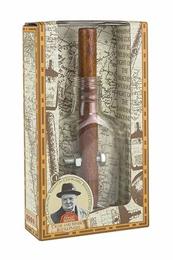 Great Minds: Cigar and Whisky Bottle Puzzle