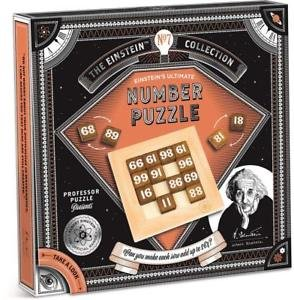 The Einstein Collection: Number Puzzle
