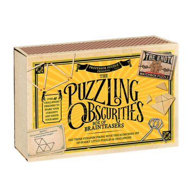 The Puzzling Obscurities: Box of Brainteasers