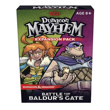 D&D - Dungeon Mayhem: Battle for Baldur's Gate