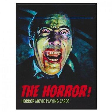 Speelkaarten Horror Movie