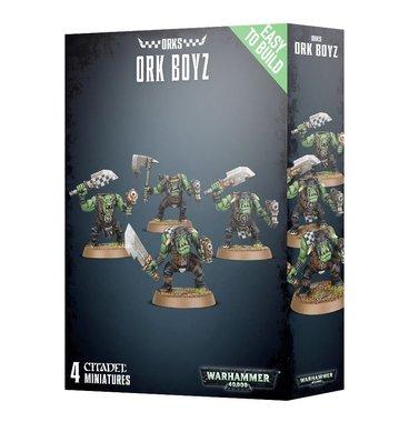 Warhammer 40,000 - Ork Boyz (Easy to Build)