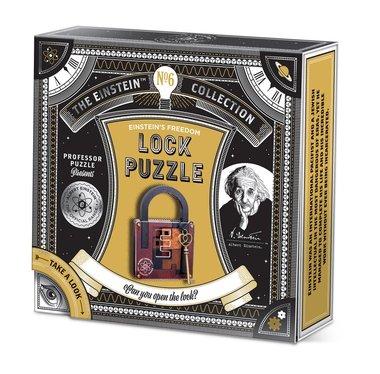 The Einstein Collection: Lock Puzzle
