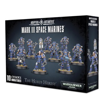 Warhammer 40,000 - Mark III Space Marines