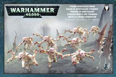 Warhammer 40,000 - Tyranid Genestealer Brood