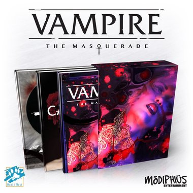 Vampire: The Masquerade (5th Edition) - Slip Case Set
