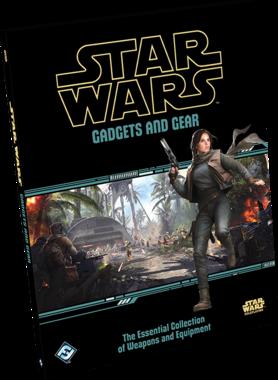 Star Wars: Gadgets and Gear (Sourcebook)