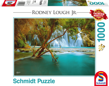 Canyong Song (Rodney Lough Jr.) - Puzzel (1000)