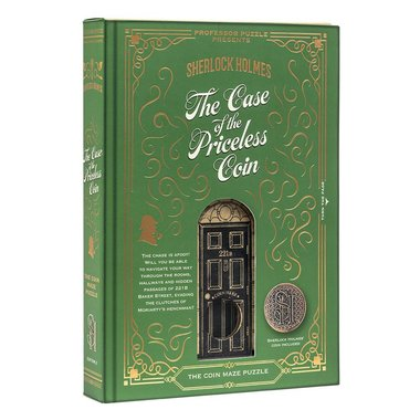 Sherlock Holmes: The Case of the Priceless Coin