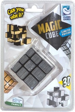 Magic Cube Silver [LIMITED EDITION]