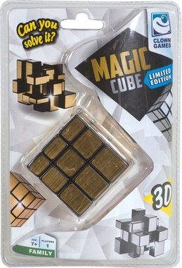 Magic Cube Gold [LIMITED EDITION]