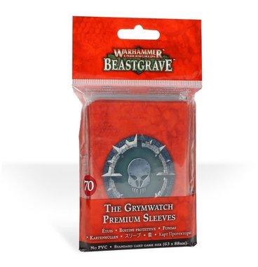 Warhammer Underworlds: Beastgrave - The Grymwatch (Premium Sleeves)