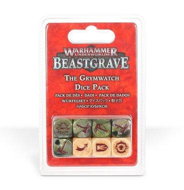Warhammer Underworlds: Beastgrave - The Grymwatch (Dice Pack)