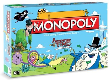 Monopoly: Adventure Time [COLLECTOR'S EDITION]