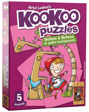 KooKoo Puzzel: Sprookjes