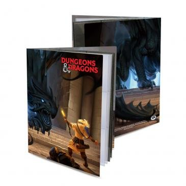 Dungeons & Dragons: Character Folio (Shadow Dragon)