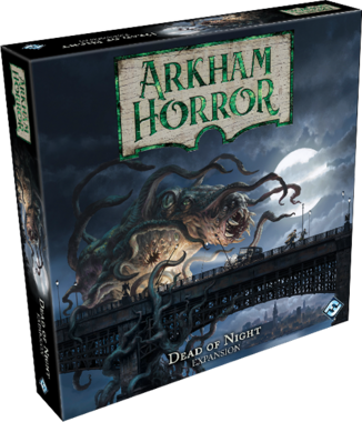 Arkham Horror (3rd Edition): Dead of Night