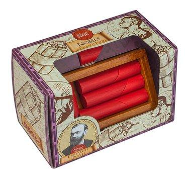 Great Minds: Nobel's Dynamite Puzzle