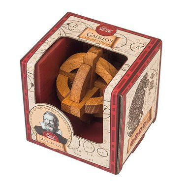 Great Minds: Galileo's Globe Puzzle