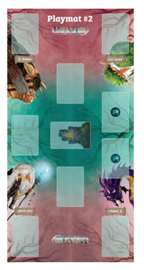 Claim: Playmat #2