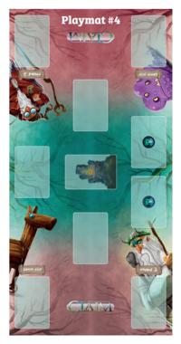 Claim: Playmat #4
