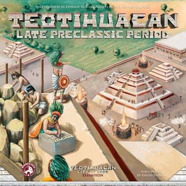 Teotihuacan: Late Preclassic Period [ENG-NL]