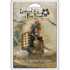 Legend of the Five Rings: The Card Game – The Emperor's Legion: Lion Clan Pack