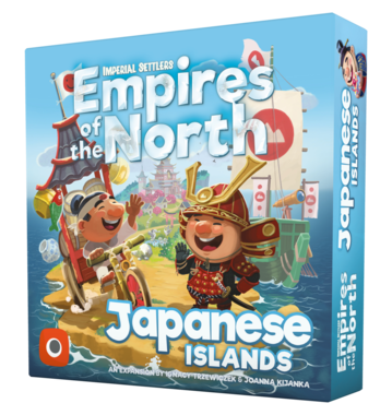 Imperial Settlers: Empires of the North – Japanese Islands