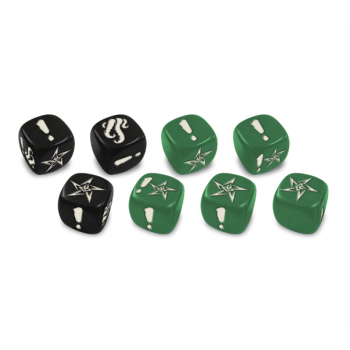 Cthulhu: Death May Die – Extra Dice Pack