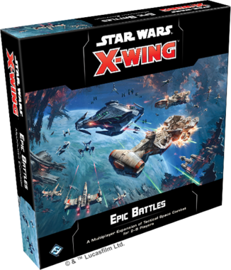 Star Wars X-Wing 2.0 - Epic Battles (Multiplayer Expansion)
