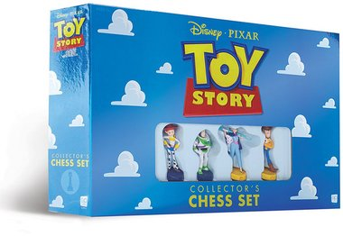 Toy Story: Collector's Chess Set