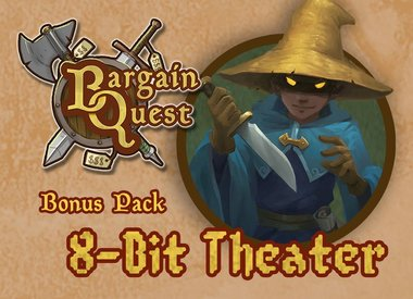 Bargain Quest: 8-Bit Theater