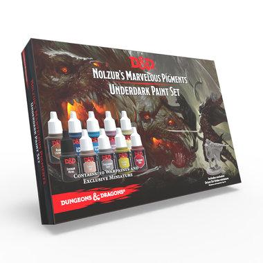 D&D Underdark Paint Set (The Army Painter)