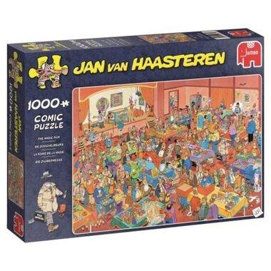De Goochelbeurs - Jan van Haasteren Puzzel (1000)
