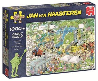 De Filmset - Jan van Haasteren Puzzel (1000)