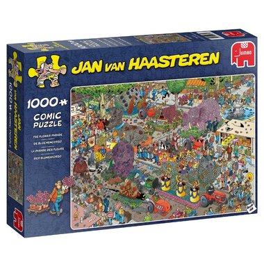 De Bloemencorso - Jan van Haasteren Puzzel (1000)