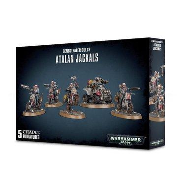 Warhammer 40,000 - Atalan Jackals