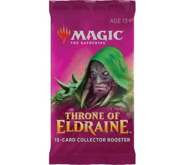 MTG: Throne of Eldraine Collector Booster